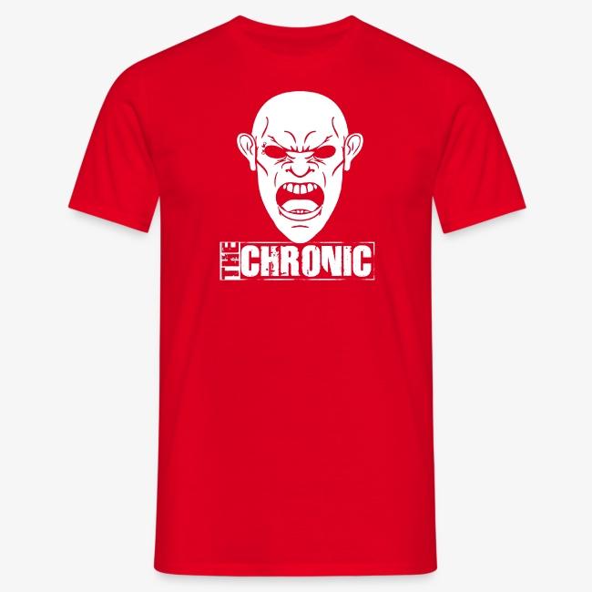 "T-Shirt ""THE CHRONIC"" logo"