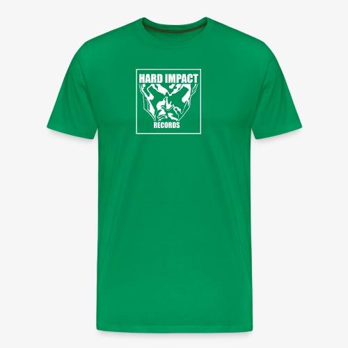 Maglietta Premium da uomo - small logo on front