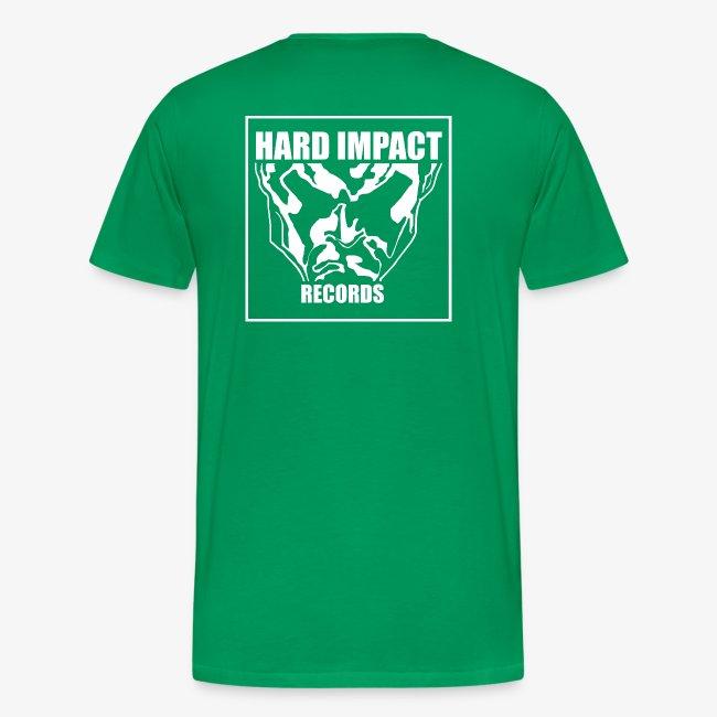 Hard Impact Records T-Shirt Big Logo V. 2.0
