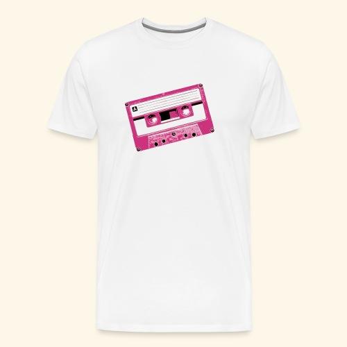 Cassette Men's - Men's Premium T-Shirt