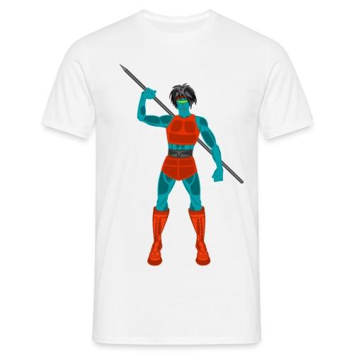 SPEAR - RED - Maglietta da uomo