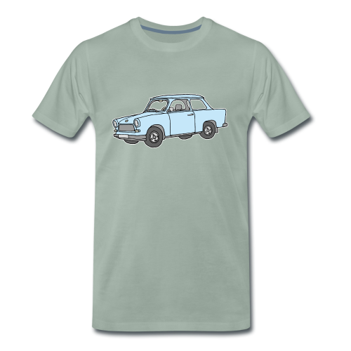 Trabant Trabi c - Männer Premium T-Shirt
