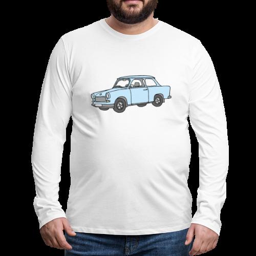 Trabant Trabi c - Männer Premium Langarmshirt