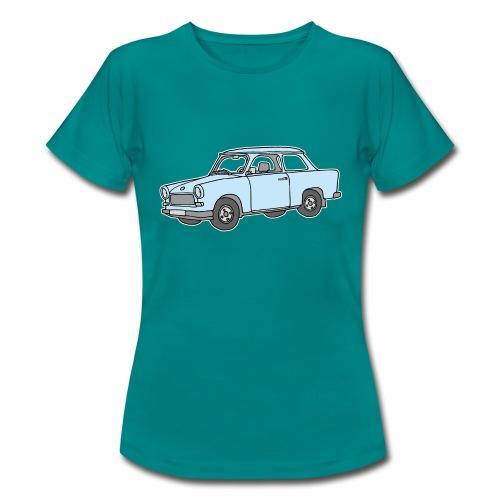 Trabant Trabi c - Frauen T-Shirt