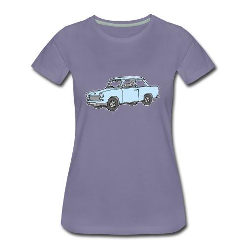Trabant Trabi c - Frauen Premium T-Shirt