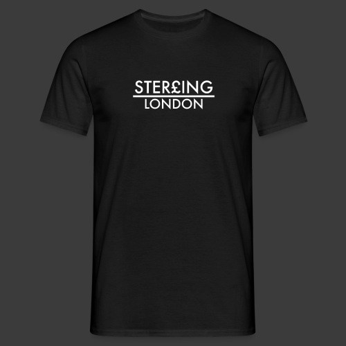 STER£LING London Tee - Men's T-Shirt
