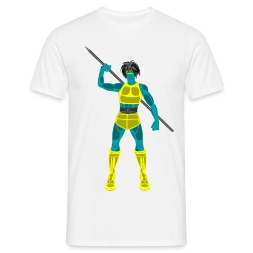 SPEAR - YELLOW - Maglietta da uomo