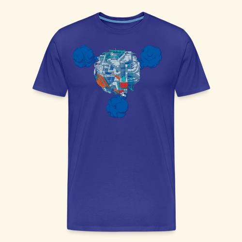 Looking For Girlz - T-shirt Premium Homme