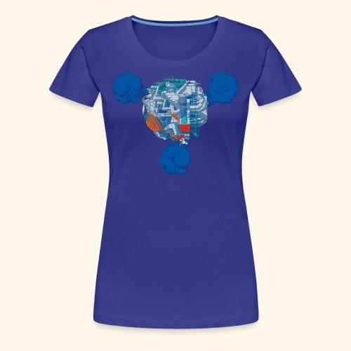 Looking For Boyz - T-shirt Premium Femme