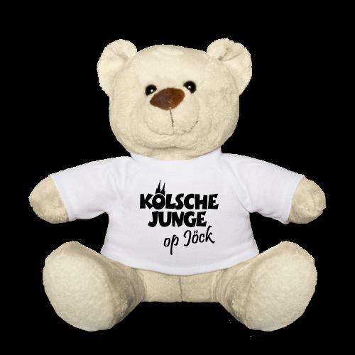 Kölsche Junge op Jöck Köln Teddy - Teddy
