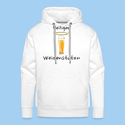 Heiliger Weizenstutzn - Hoodie spezial - Männer Premium Hoodie