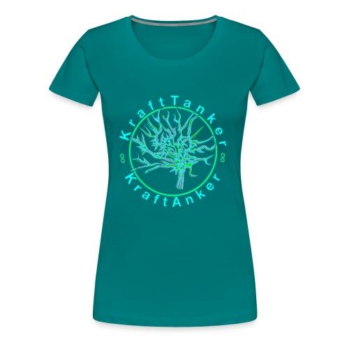 KraftBaum - Frauen Premium T-Shirt