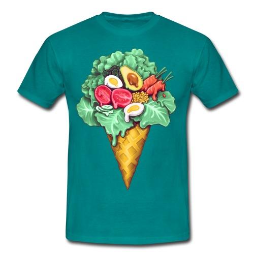 Ice Cream Salad - Men's T-Shirt