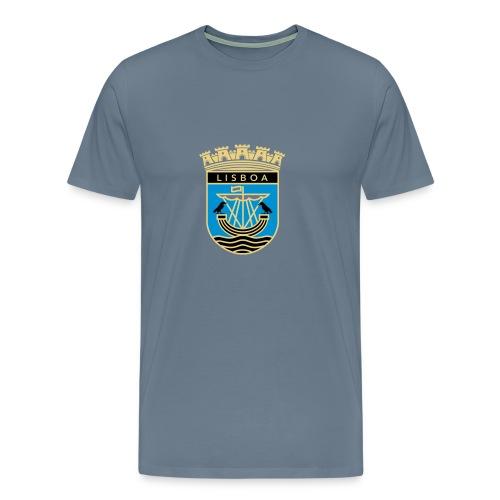 Lissabon - Männer Premium T-Shirt