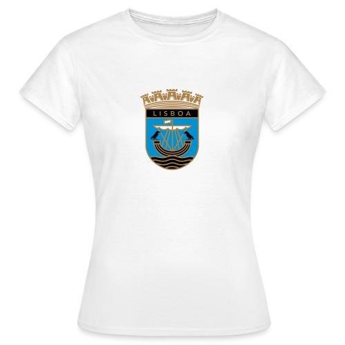 Lisbon - Frauen T-Shirt