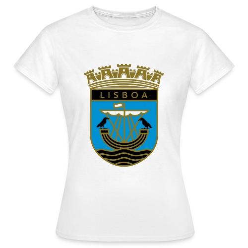 Lisboa - Frauen T-Shirt