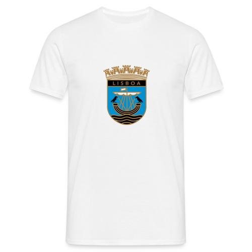 Lisbon - Männer T-Shirt