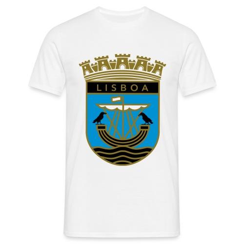 Lisboa - Männer T-Shirt