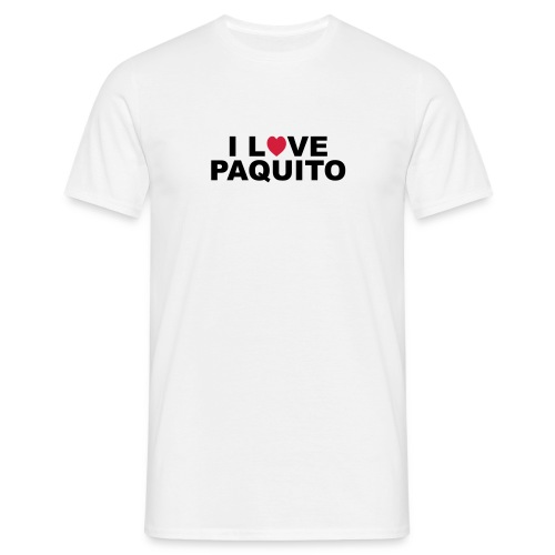 PAQUITO ! - T-shirt Homme