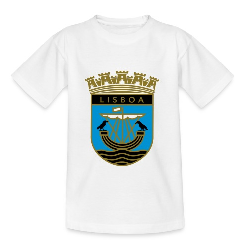 Lisboa - Kinder T-Shirt