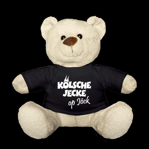 Kölsche Jecke op Jöck Köln Teddy - Teddy