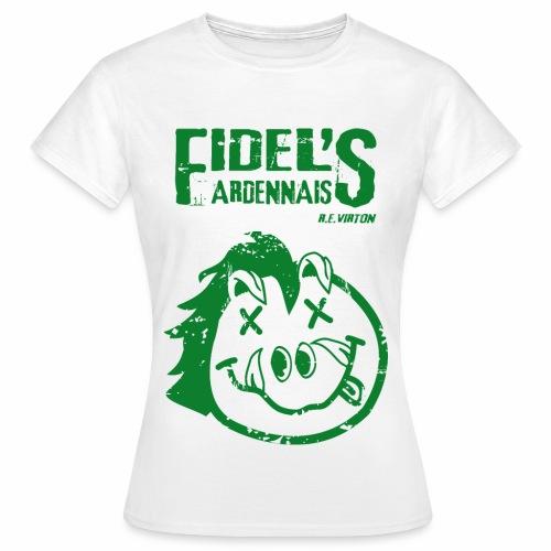 T-shirt 18-19 - T-shirt Femme