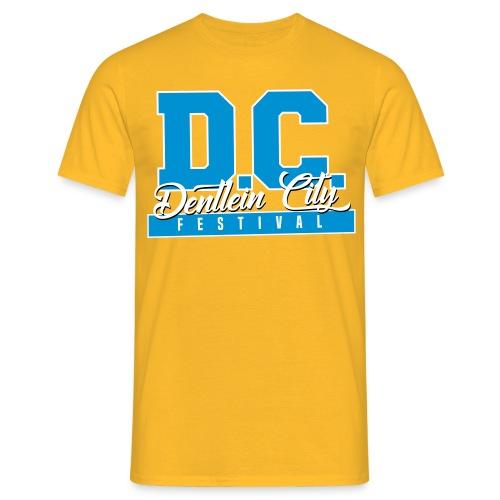 DC Shirt 2018 - Männer T-Shirt