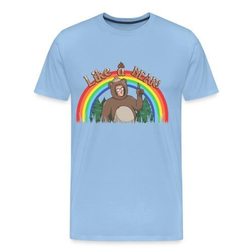 FUN'N'FANTASY XV - Like a Bear - Men's Premium T-Shirt