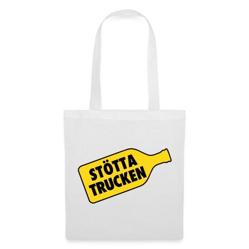 Stötta Trucken Tygpåse - Tygväska