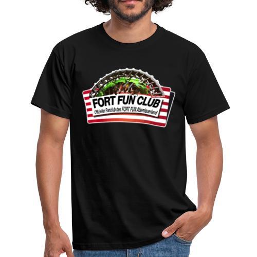 FORT FUN Club-Shirt - Männer (Nur Front-Druck) - Männer T-Shirt