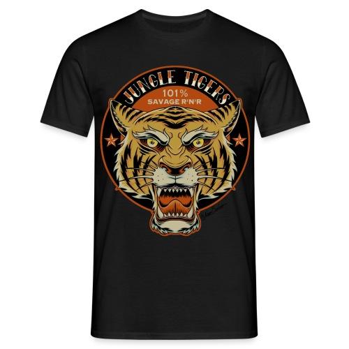 Jungle Tigers 2018 - Men's T-Shirt