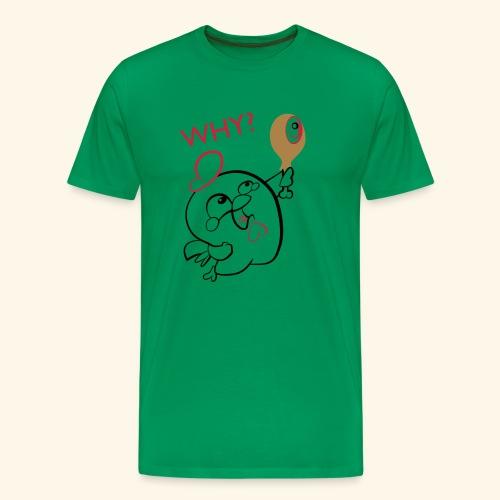 Krazy Freaky Chicks - KFC - Veggie Chicken - Männer Premium T-Shirt