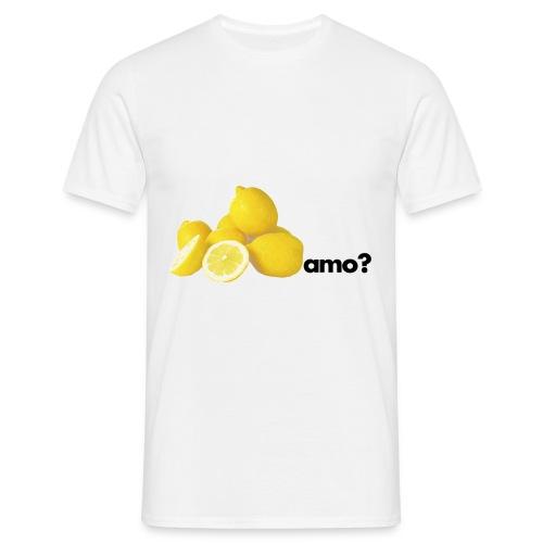 Maglietta LimoniAMO - Maglietta da uomo