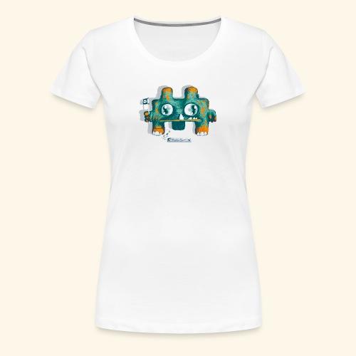 Spacio Invasor - T-shirt Premium Femme