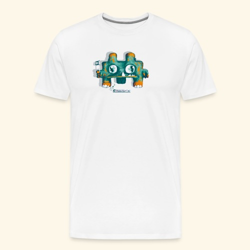 Spacio Invasor - T-shirt Premium Homme