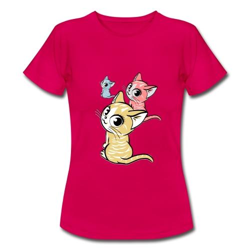 Kätzchen - Frauen T-Shirt