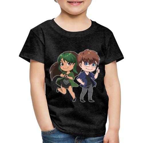 2017 - Farver - Børn - Børne premium T-shirt