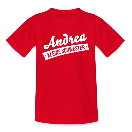 Juliane - Schwester - Kinder T-Shirt