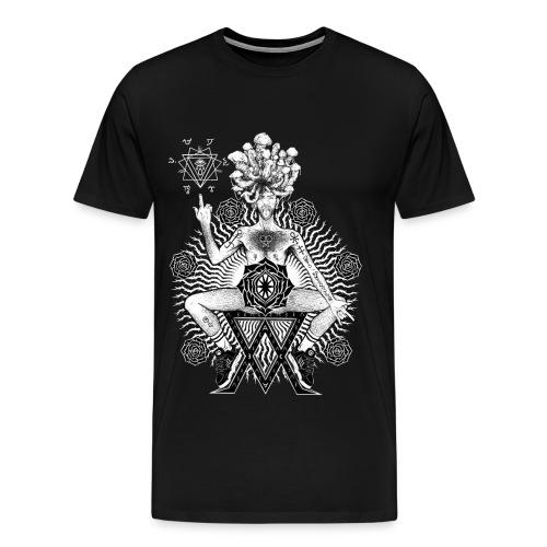Inversion of the V. Δ. - Men's Premium T-Shirt