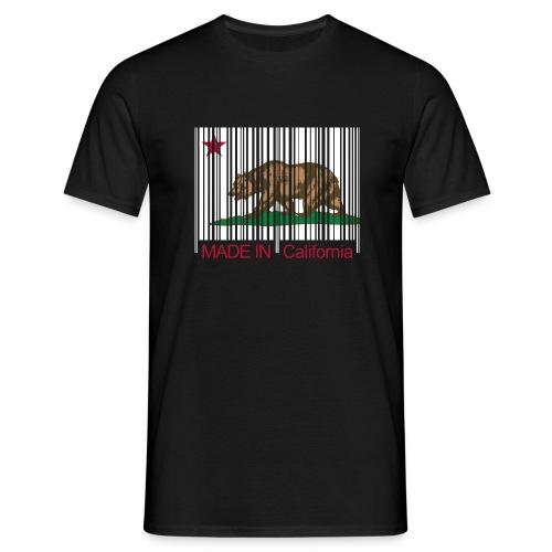 Made in California - T-shirt Homme
