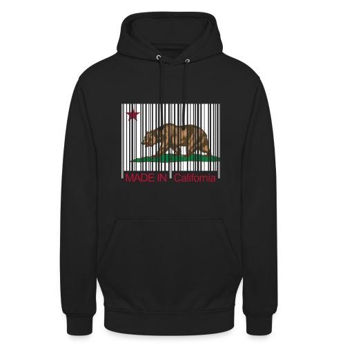 Made in California - Sweat-shirt à capuche unisexe