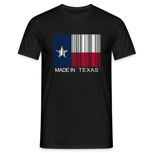 Made in Texas - T-shirt Homme