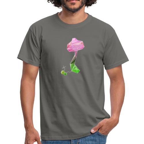 Specter Psilocybin Strukturformel Basic T-Shirt mushroom - Männer T-Shirt