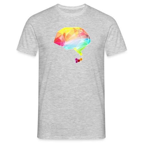 Specter LSD Strukturformel Basic T-Shirt mind - Männer T-Shirt