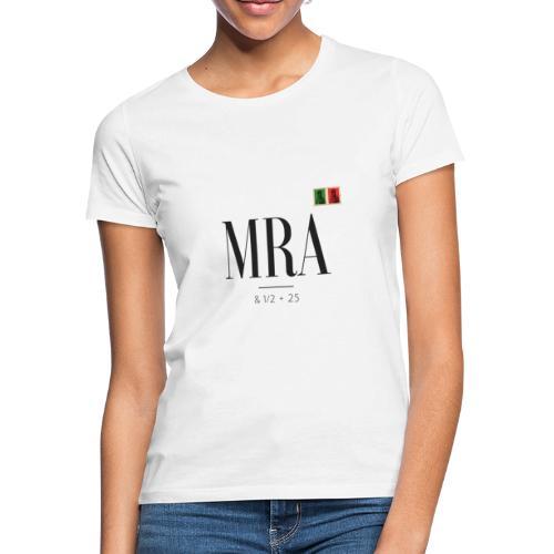 Mra w Nass w 25 - T-shirt Femme