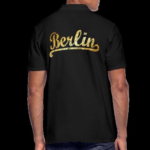Berlin Poloshirt - Männer Poloshirt