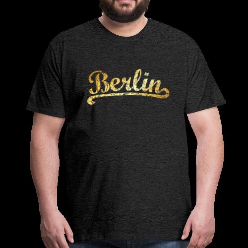 Berlin Premium T-Shirt - Männer Premium T-Shirt