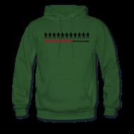 Sweaters ~ Mannen Premium hoodie ~ Soccer Attitude