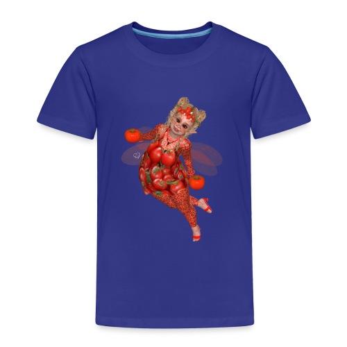 Tomaten Pummelfee - Kinder Premium T-Shirt