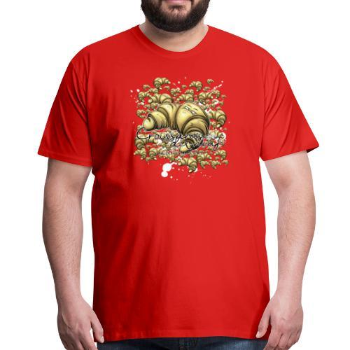 croissants- dix-neuf - Männer Premium T-Shirt